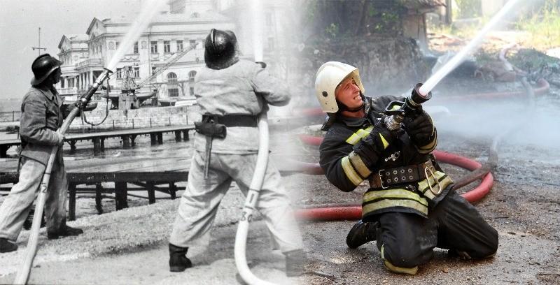 Пожарные Севастополь