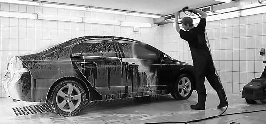 Выявлены нарушения при обследовании автомоек Севастополя