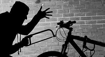 Задержан подозреваемый в серии краж велосипедов