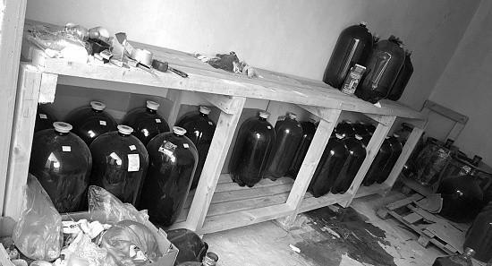 Пресечена продажа спиртосодержащей продукции, опасной для жизни