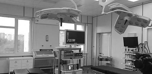 Хирургию Центра охраны здоровья матери и ребенка дополнили новым оборудованием