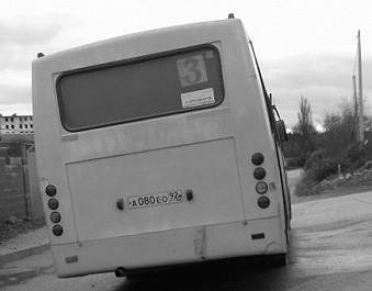Организована проверка об удержании водителем автобуса в салоне ребенка