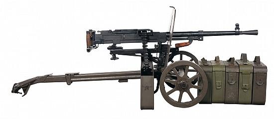 Пулемет Горюнова СГ-43