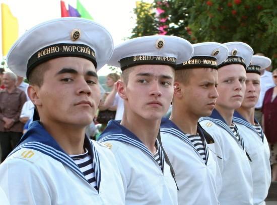 ВМФ парад
