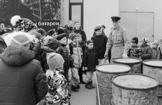 В Севастополе провели урок истории в День воинской славы