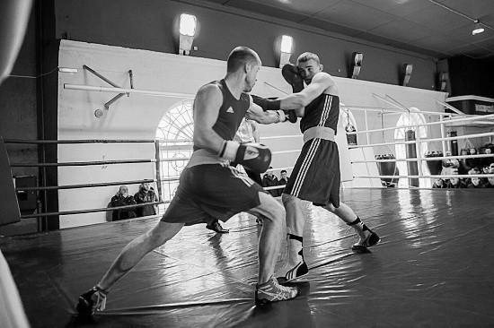 В Севастополе состоялась матчевая встреча по боксу