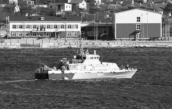 В Севастополе проверили противодиверсионные силы и средства