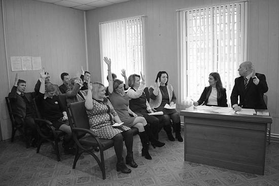 В Севастополе создан Совет мировых судей