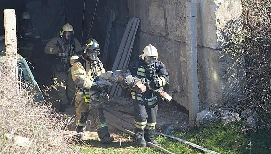 спасатели в Севастополе