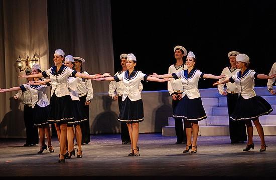 танцы в Севастополе