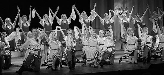 В Севастополе прошел концерт «Навеки с Россией»
