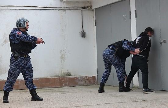 Вневедомственная охрана Севастополя
