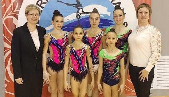спортивная акробатика Севастополь
