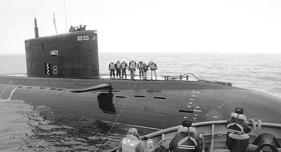 На Черноморском флоте отметили День моряка-подводника