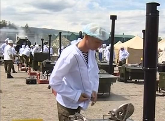конкурс поваров в Севастополе