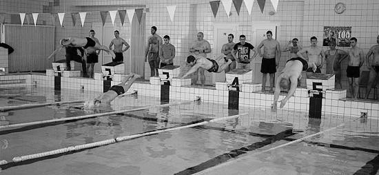 Росгвардейцы Севастополя призеры чемпионата по плаванию