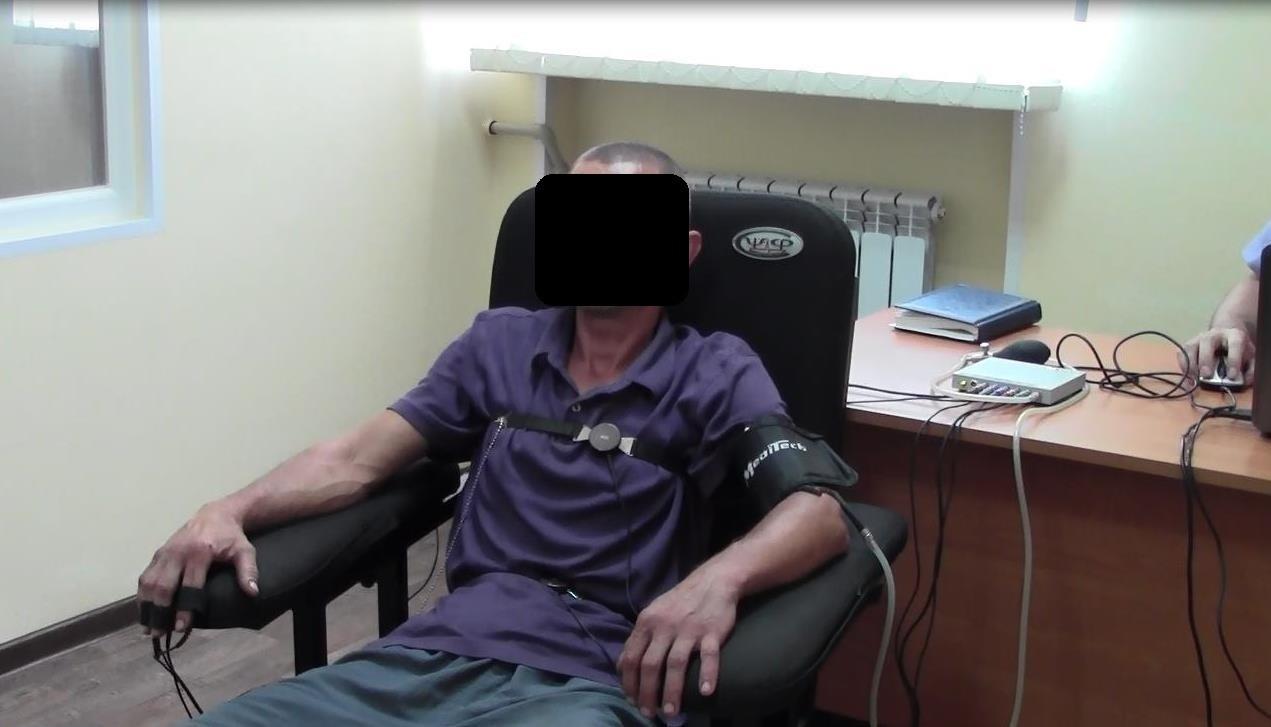 В Севастополе злоумышленник признался в убийстве во время допроса на детекторе лжи