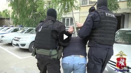 Севастопольские полицейские задержали злоумышленников, подозреваемых в ряде преступлений в отношении пенсионеров