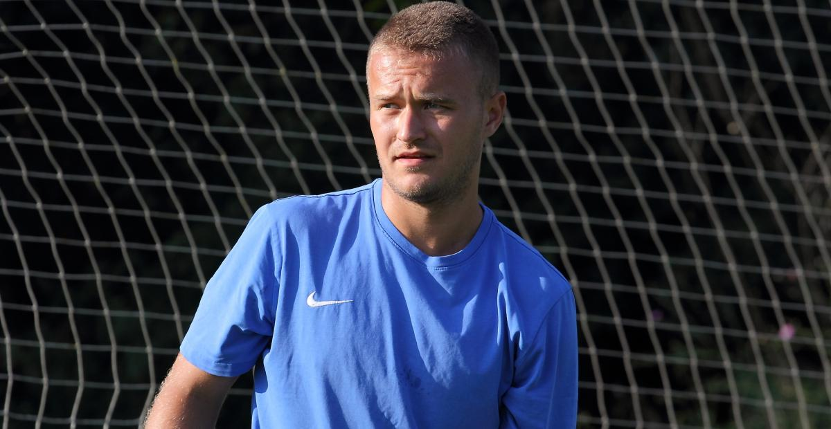 Никита Скворцов: «Мне очень хотелось вернуться в команду»