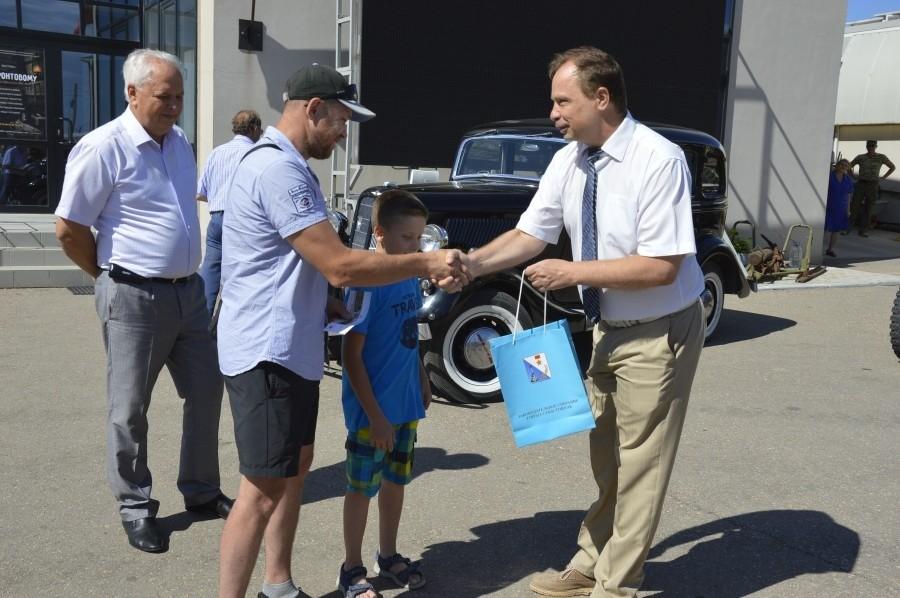 Миллионного посетителя принял музей «35-я береговая батарея»