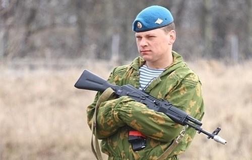 В Севастополе отмечают годовщину создания Воздушно-десантных войск