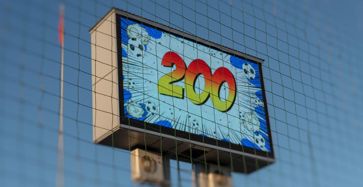 200-й гол