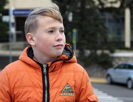 12-летний Ярослав Маркин спас тонущего ребёнка