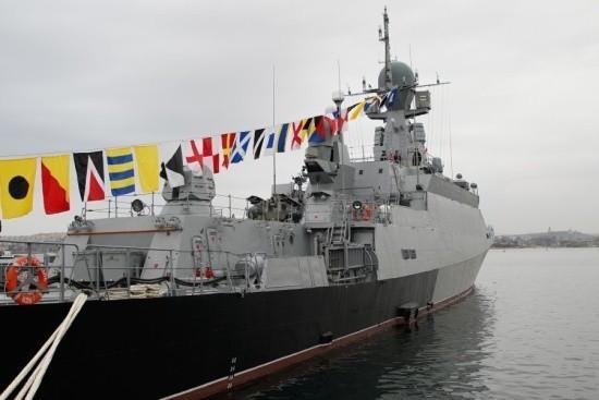 Малый ракетный корабль «Орехово-Зуево» вошел в состав Черноморского Флота