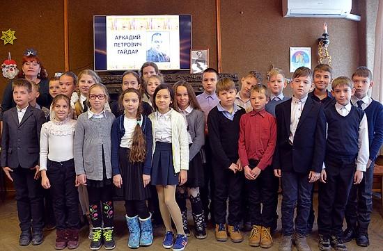 Дети в Севастополе