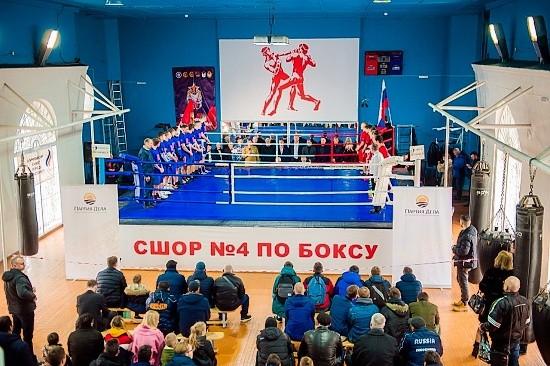 бокс в Севастополе