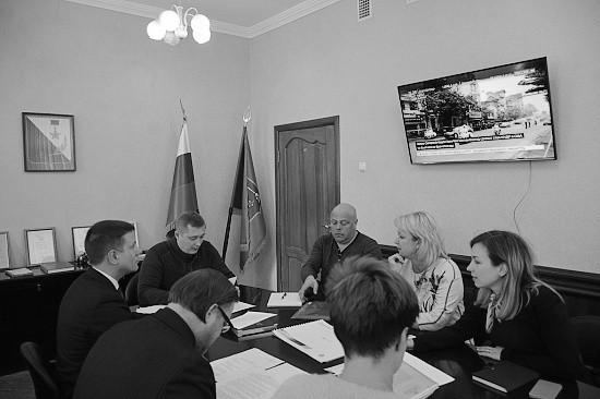 В Севастополе обсудили развитие отрасли аквакультуры