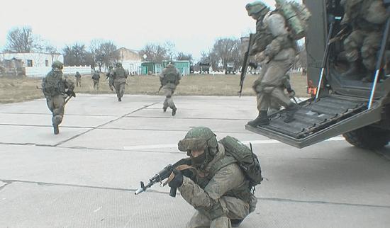 учения в армии
