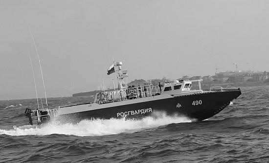 Морские подразделения Росгвардии получили боевые катера