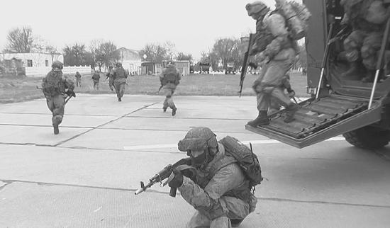 На ЧФ прошла тренировка по отражению нападения на аэродром