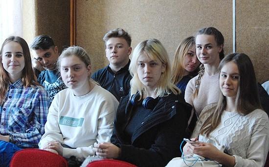 студенты Севастополя