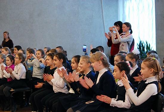 школа в Севастополе