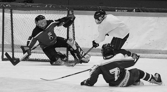 В Севастополе пройдет Первенство Вооружённых Сил по хоккею
