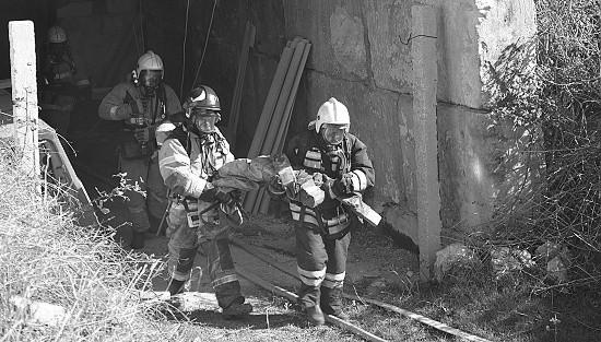 Спасатели Севастополя оттачивают профессиональное мастерство