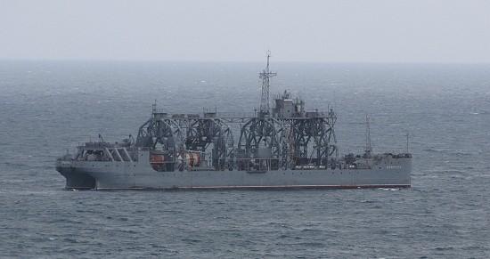 Спасательное судно «Коммуна» вышло из Севастополя в Новороссийск