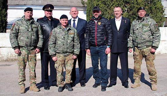 делегация в Севастополе