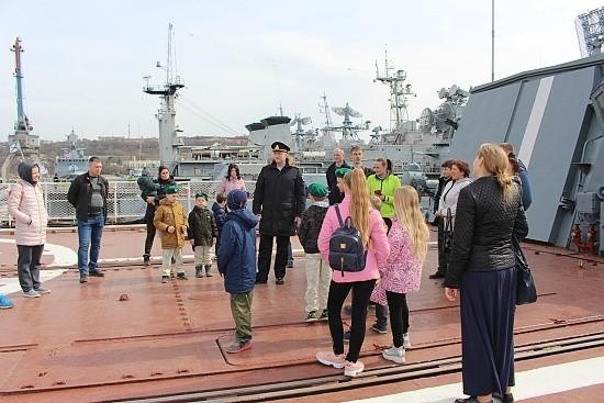 экскурсия в Севастополе