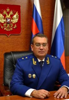 прокурор Севастополя Марк Большедворский
