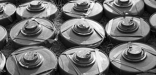 Саперы Черноморского флота отрабатывают навыки