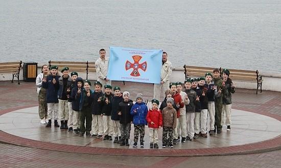 флешмоб в Севастополе