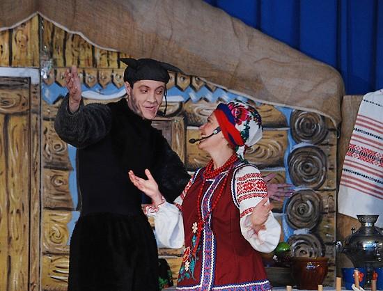 спектакль Гоголь