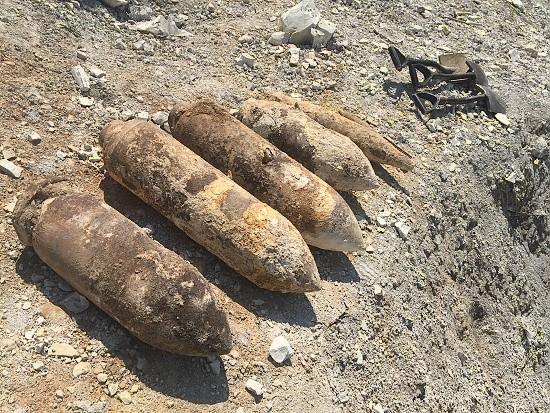 старые бомбы