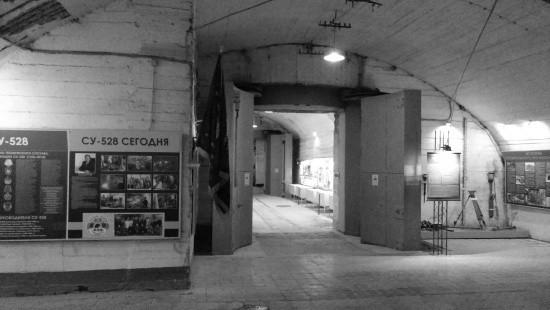 Запланирована масштабная реконструкция музея подводных лодок