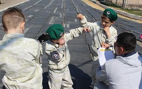 рукопашный бой Севастополь