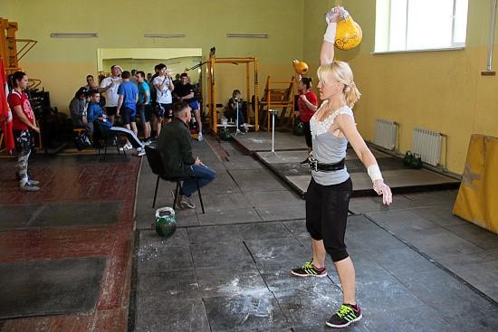гиревой спорт Севастополь