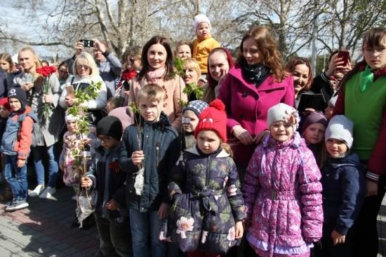 Сирень Победы в Севастополе